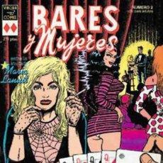 Cómics: BARES Y MUJERES- Nº 2 - ÚLTIMO DE LA COLECCIÓN-GRAN ALFREDO PONS-1990- BUENO-DIFÍCIL-LEAN-9978. Lote 146944810
