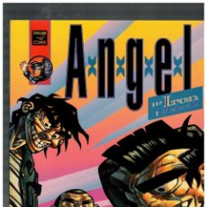 Cómics: ANGEL POR IRON Y MEDIAVILLA. LA CÚPULA,1992. EXCELENTE.. Lote 147535374