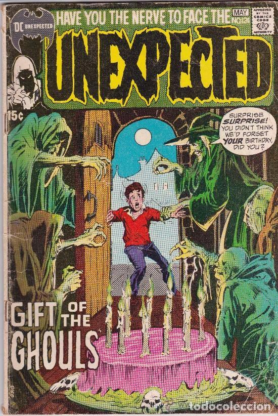 UNEXPECTED 1971 #124 MAY (Tebeos y Comics - La Cúpula - Comic USA)