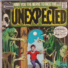Cómics: UNEXPECTED 1971 #124 MAY. Lote 147595170