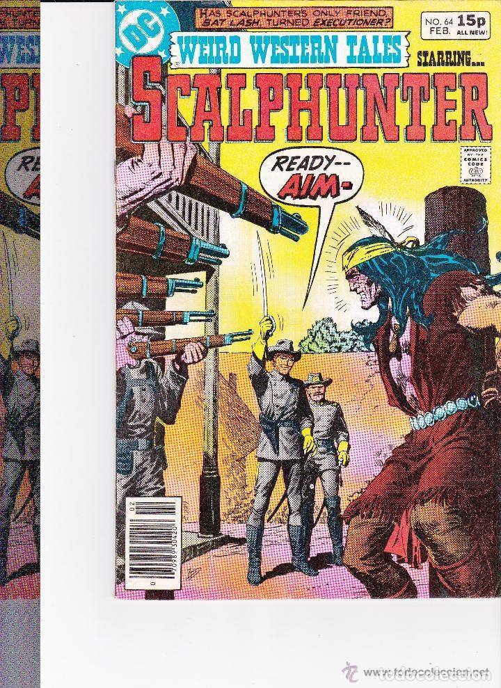 WEIRD WESTWERN TALES Nº6 FEB 1980 (Tebeos y Comics - La Cúpula - Comic USA)