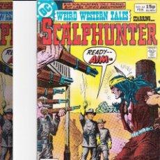 Cómics: WEIRD WESTWERN TALES Nº6 FEB 1980. Lote 147595250