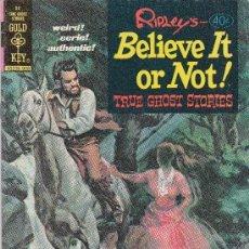 Cómics: BELIEVE IT OR NOT ! TRUE GHOSTS STORIES 1979 #90. Lote 147595358