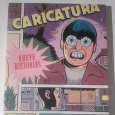 Cómics: CARICATURA (DANIEL CLOWES). Lote 147619130