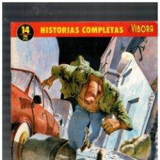 Cómics: HISTORIAS COMPLETAS DE EL VÍBORA. Nº 14.LA CÚPULA 1987.EXCELENTE.. Lote 147633126