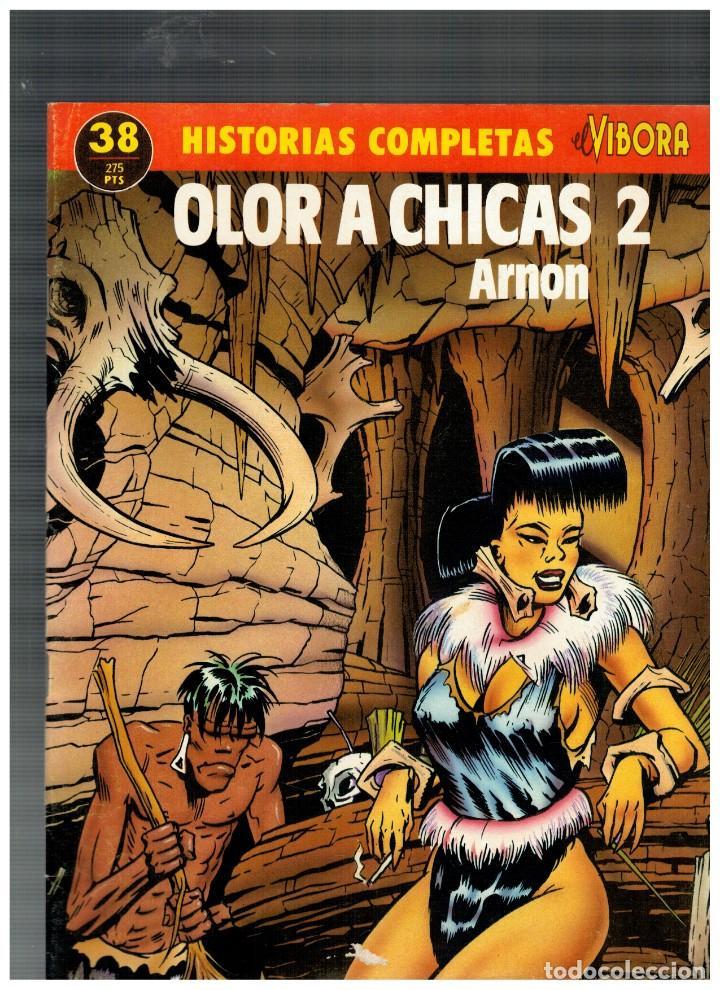 HISTORIAS COMPLETAS DE EL VÍBORA. Nº 38.LA CÚPULA 1987.EXCELENTE. ÚLTIMO DE LA COLECCIÓN. (Comics und Tebeos - La Cúpula - El Víbora)