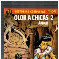 Cómics: HISTORIAS COMPLETAS DE EL VÍBORA. Nº 38.LA CÚPULA 1987.EXCELENTE. ÚLTIMO DE LA COLECCIÓN.. Lote 147633562