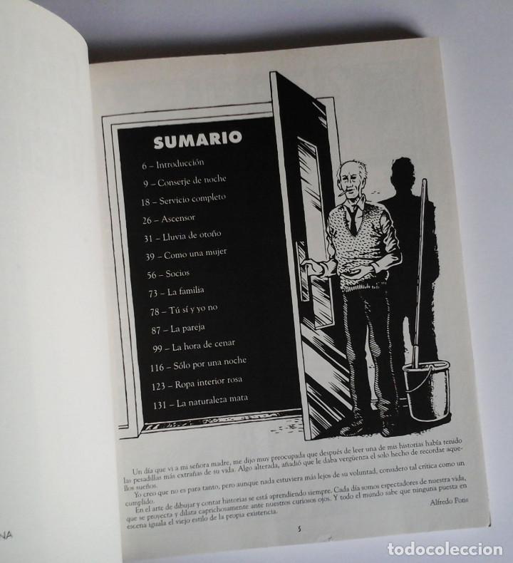 Cómics: Escalera de Vecinos, de Pons, Víbora comix, novela gráfica. Como nuevo - Foto 2 - 147683578