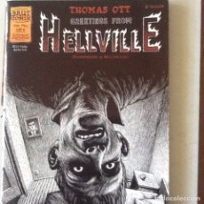 Cómics: GREETINGS FROM HELLVILLE, THOMAS OTT.. Lote 147915322