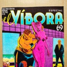 Cómics: EL VÍBORA ESPECIAL 69 (LA CÚPULA, 1985). 92 PÁGINAS EN COLOR Y B/N.. Lote 148295172