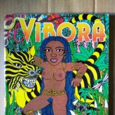 Cómics: REVISTA EL VÍBORA N°60 (LA CÚPULA, 1984). 92 PÁGINAS EN COLOR, BLANCO Y NEGRO Y BITONO.. Lote 148447293