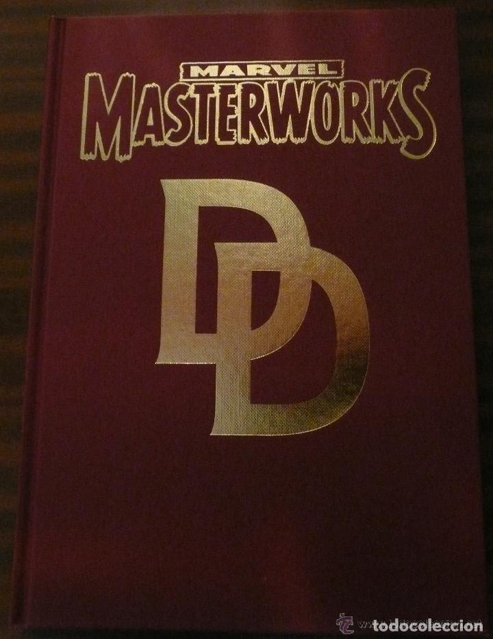 MARVEL MASTERWORKS DAREDEVIL 1 Y 2 (EDICIÓN ROJA) DOS TOMOS (Tebeos y Comics - La Cúpula - Comic USA)