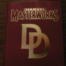 Cómics: MARVEL MASTERWORKS DAREDEVIL 1 Y 2 (EDICIÓN ROJA) DOS TOMOS. Lote 199814683