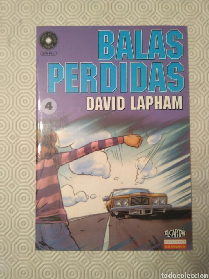 Cómics: Balas perdidas (David Lapham) - #1-5 - Foto 3 - 129079423