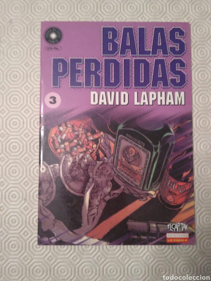 Cómics: Balas perdidas (David Lapham) - #1-5 - Foto 4 - 129079423