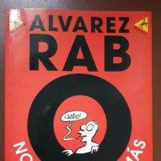 Cómics: NO PUEDO DAR MÁS - ALVAREZ RABO - LA CÚPULA - 1998. Lote 173034417