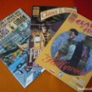 Cómics: CLAUS & SIMON EN HOLLYWOOD + CAJON DE SASTRE + FERIA DE MONSTRUOS ¡COMPLETA! ¡MUY BUEN ESTADO! . Lote 149460490