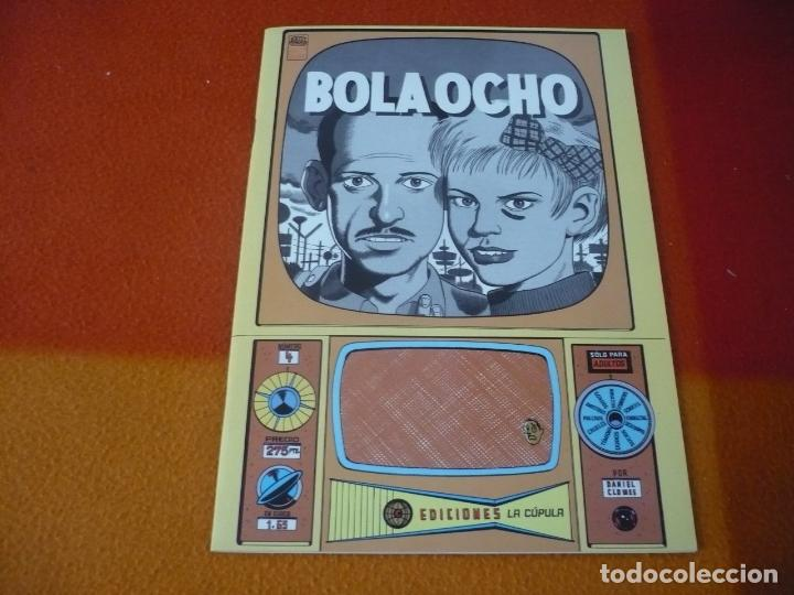 BOLA OCHO Nº 4 ( DANIEL CLOWES ) ¡MUY BUEN ESTADO! LA CUPULA BRUT COMIX (Tebeos y Comics - La Cúpula - Comic Europeo)