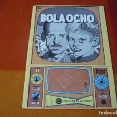Cómics: BOLA OCHO Nº 4 ( DANIEL CLOWES ) ¡MUY BUEN ESTADO! LA CUPULA BRUT COMIX. Lote 149460650