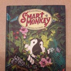 Cómics: SMART MONKEY, DE WINSHLUSS. Lote 149832650