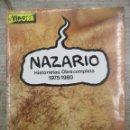 Cómics: NAZARIO - HISTORIETAS - OBRA COMPLETA - 1975 - 1980 - LA CUPULA. Lote 150145114