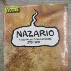 Cómics - NAZARIO - HISTORIETAS - OBRA COMPLETA - 1975 - 1980 - LA CUPULA - 150145114