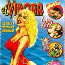 Comics : EL VÍBORA NÚMERO 196 EDICIONES LA CÚPULA. Lote 151072566
