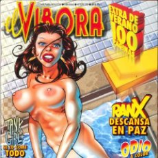 Cómics: EL VÍBORA NÚMERO 209/210 EDICIONES LA CÚPULA. Lote 151072942