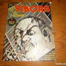 Cómics: EL VIBORA. Nº 1. EDT. LA CUPULA, 1979. VVAA. Lote 151377610