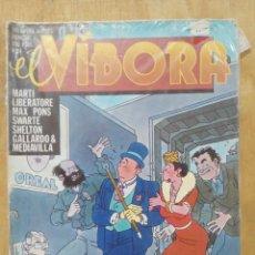 Cómics: EL VÍBORA - Nº 24 - ED. LA CÚPULA. Lote 152141522