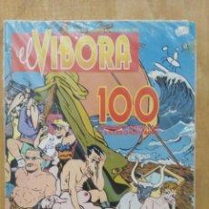 Cómics: EL VÍBORA, NÚMERO EJEMPLAR Y EXTRAORDINARIO - Nº 100 - ED. LA CÚPULA. Lote 152142050