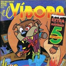 Cómics: EL VÍBORA Nº 61 EXTRA DE NAVIDAD 5º ANIVERSARIO . Lote 152151142