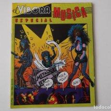 Cómics: EL VIBORA ESPECIAL MUSICA. 1981. 76 PAGINAS. Lote 152269678