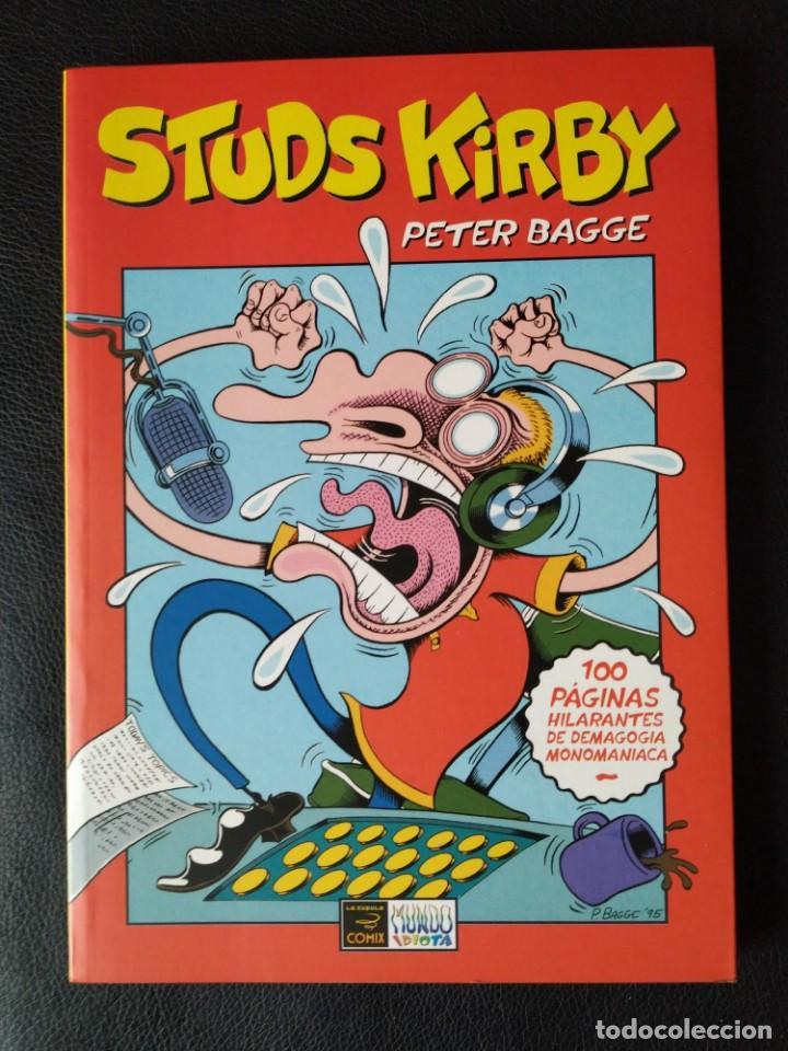 STUDS KIRBY - PETER BAGGE - LA CÚPULA - TOMO (Tebeos y Comics - La Cúpula - Comic USA)
