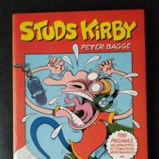 Cómics: STUDS KIRBY - PETER BAGGE - LA CÚPULA - TOMO. Lote 153835130