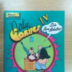 Comics: DIRTY COMICS #4. Lote 153966726