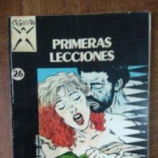 Cómics: PRIMERAS LECCIONES- LISZT - COLECCION X Nº 26- LA CUPULA - COMIX. Lote 154166534