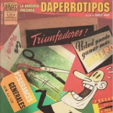 Cómics: DAPERROTIPOS - CARLO HART. Lote 154506786