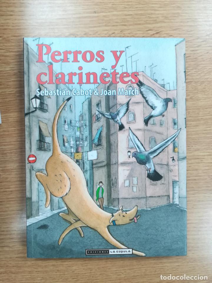 PERROS Y CLARINETES (Tebeos y Comics - La Cúpula - Comic Europeo)