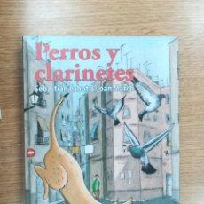Cómics: PERROS Y CLARINETES. Lote 154797824