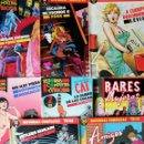 Cómics: LOTE HISTORIAS COMPLETAS DE EL VIVORA. Nº 1, 2,8,12,15,32,36 Y Nº 1 VIVORA COMIX. Lote 154928122