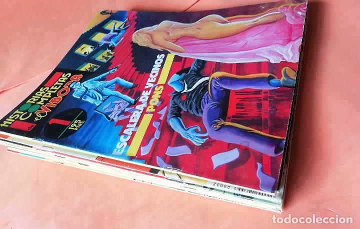 Cómics: LOTE DE 11 HISTORIAS COMPLETAS DE EL VIVORA. Nº 1, 2,6,8,9,11,12,15,32,36 Y Nº 1 VIVORA COMIX - Foto 2 - 154928122