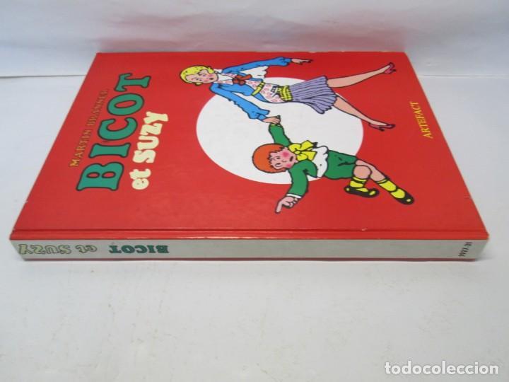 Cómics: BICOT ET SUZY. MARTIN BRANNER. EDITORIAL ARTEFACT. 1986. VER FOTOGRAFIAS ADJUNTAS - Foto 2 - 155575082