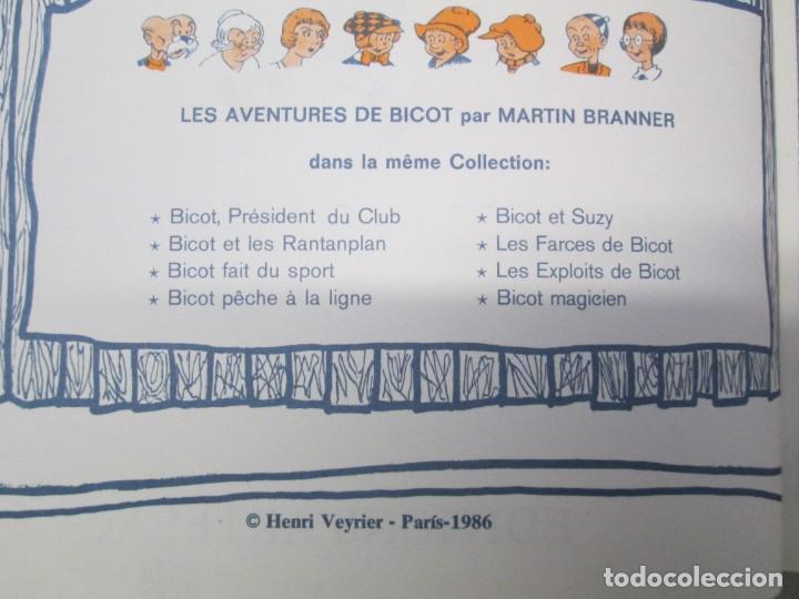 Cómics: BICOT ET SUZY. MARTIN BRANNER. EDITORIAL ARTEFACT. 1986. VER FOTOGRAFIAS ADJUNTAS - Foto 8 - 155575082