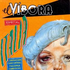 Cómics: EL VÍBORA ESPECIAL- Nº 7 -ITALIA-LIBERATORE-MATTIOLI-PAZIENZA-CARPINTERI-1984-ESCASO-BUENO-0552. Lote 155853178