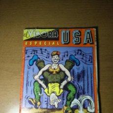 Cómics: COMIC EL VIBORA ESPECIAL USA. Lote 156745038