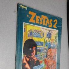 Cómics: EL ZESTAS 2 / MURILLO - RESANO / EL VÍBORA SERIES - LA CÚPULA. Lote 157099618