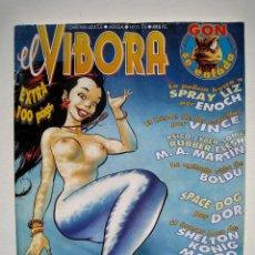 Cómics: EL VIBORA Nº 174 - EXTRA 100 PÁGINAS - EDICIÓN ESPECIAL LIMITADA. Lote 158623754