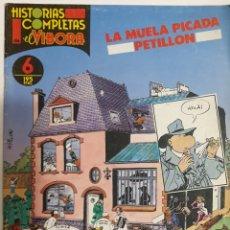 Cómics: LOTE 6 HISTORIAS COMPLETAS EL VIBORA. Lote 158717049