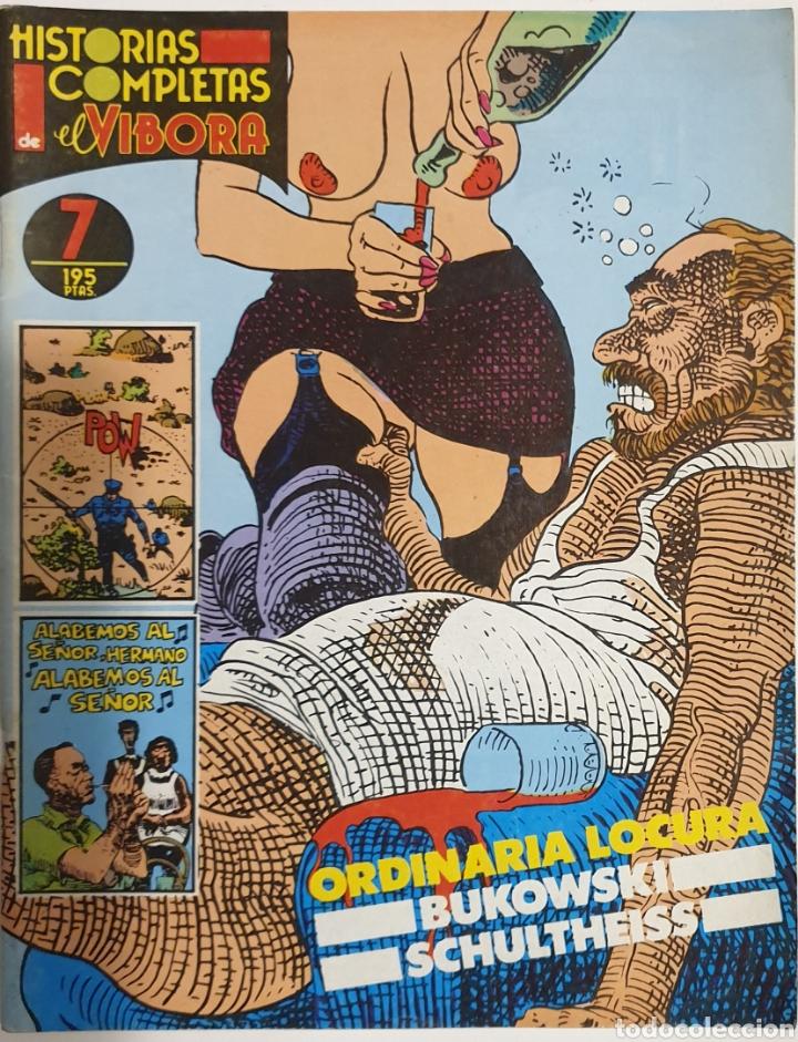 Cómics: Lote 6 historias completas El Vibora - Foto 3 - 158717049